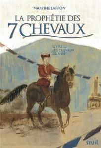 la prophétie des sept chevaux image