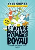 Le Voyage dans le temps de la famille Boyau