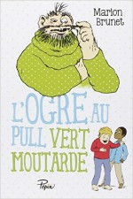 LOgre au pull vert moutarde